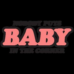 Nobody Puts Baby In The Corner Patrick Swayze Tribute