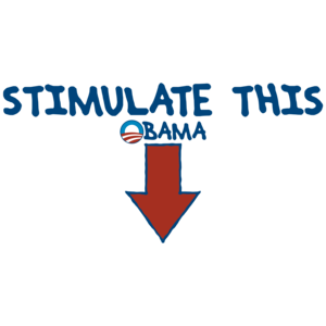 Stimulate This Obama Anti Obama