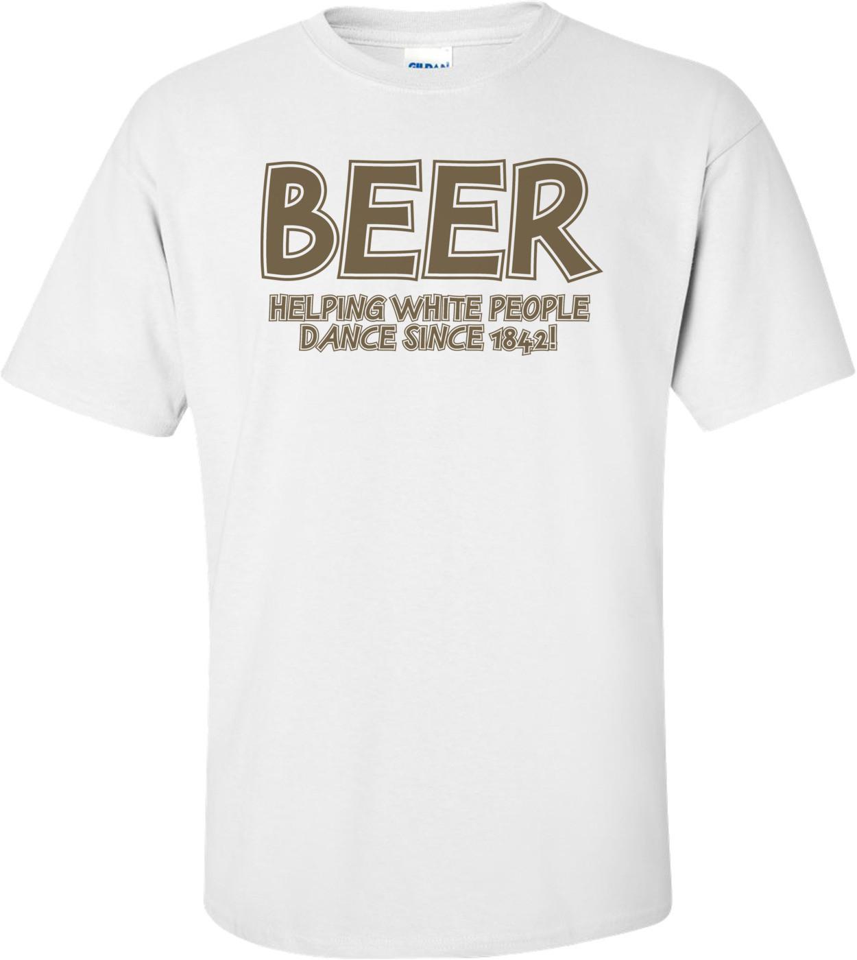 Beer Helping White People Dance