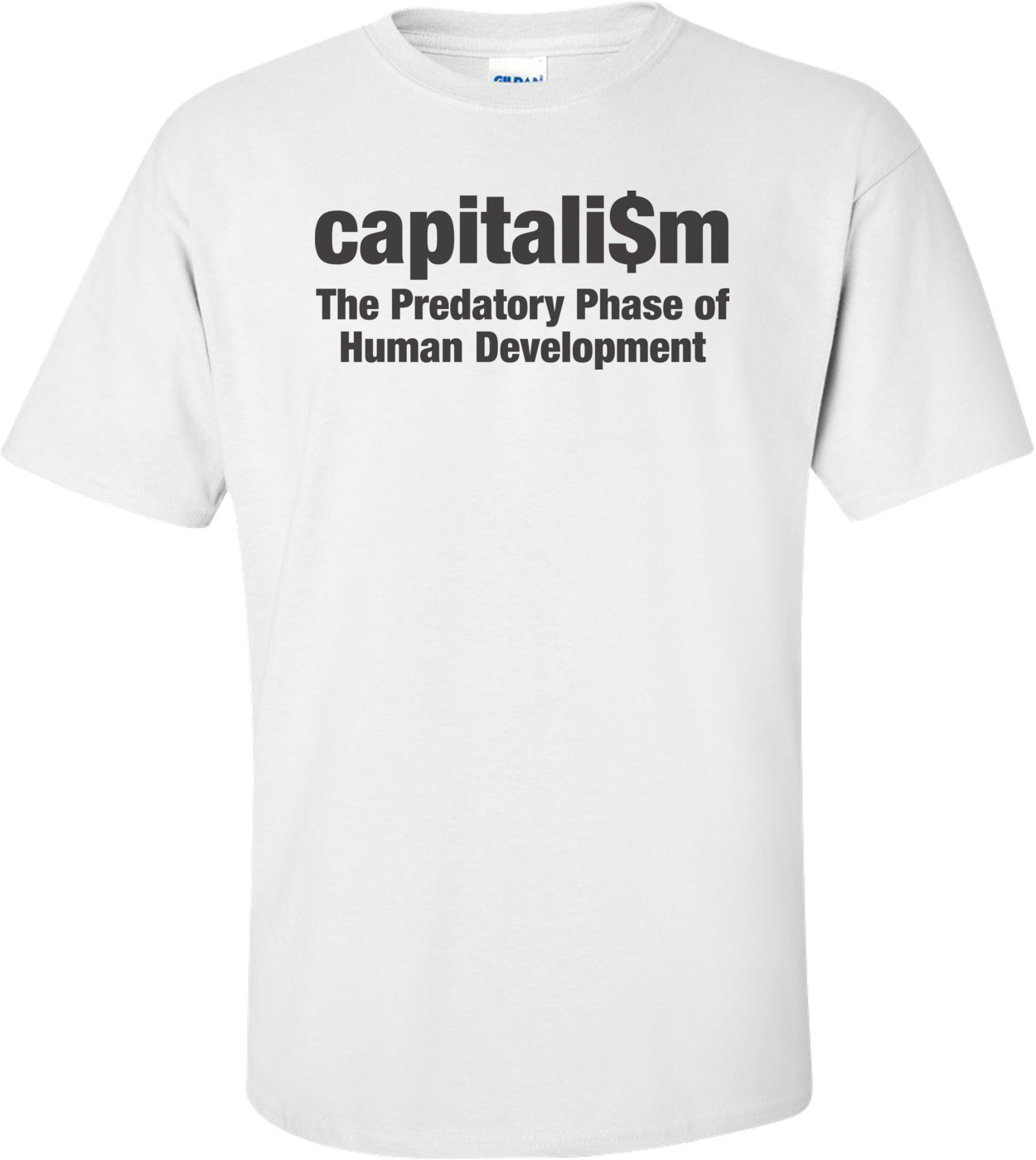 Capitalism - The Predatory Phase Of Human Development