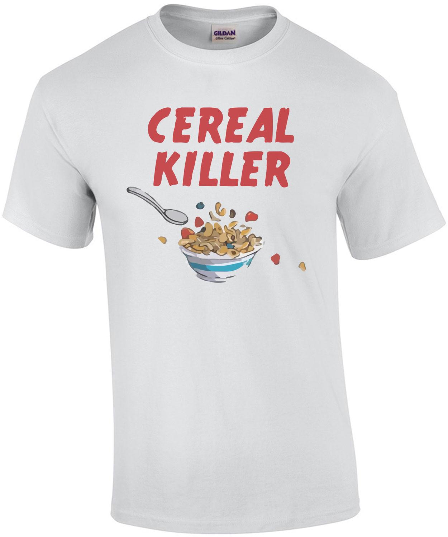 Cereal Killer Pun