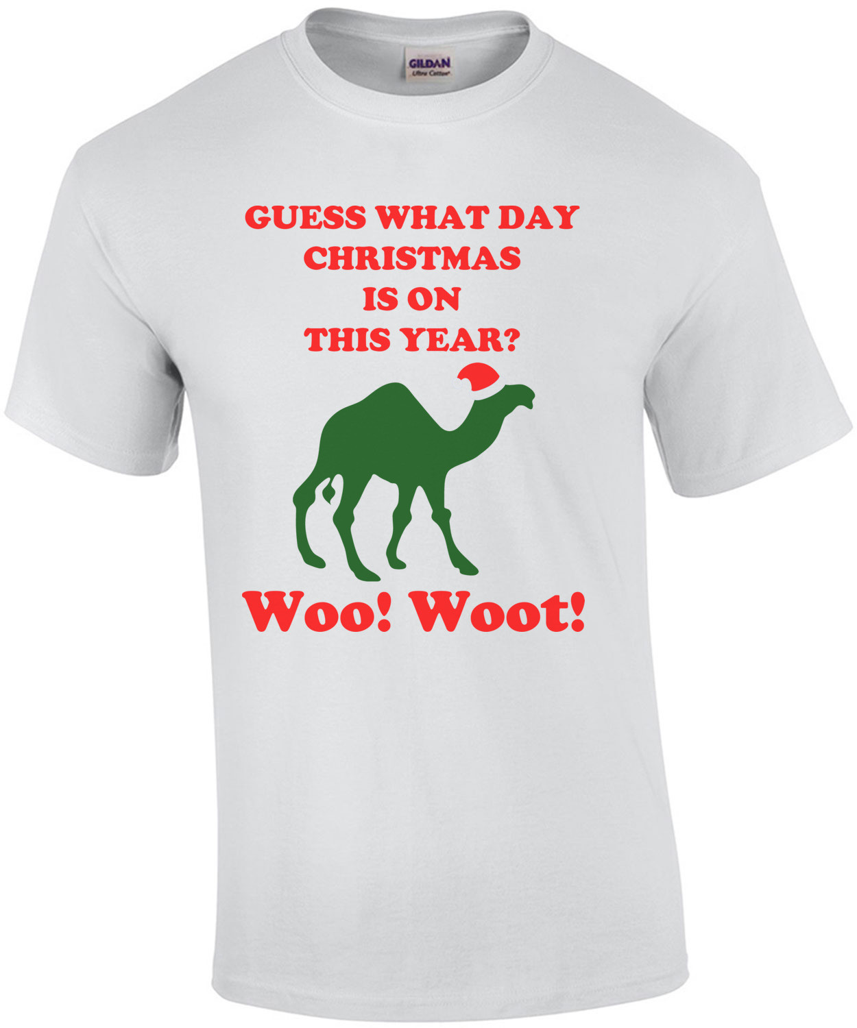 Guess What Day Christmas Is On Hump Day