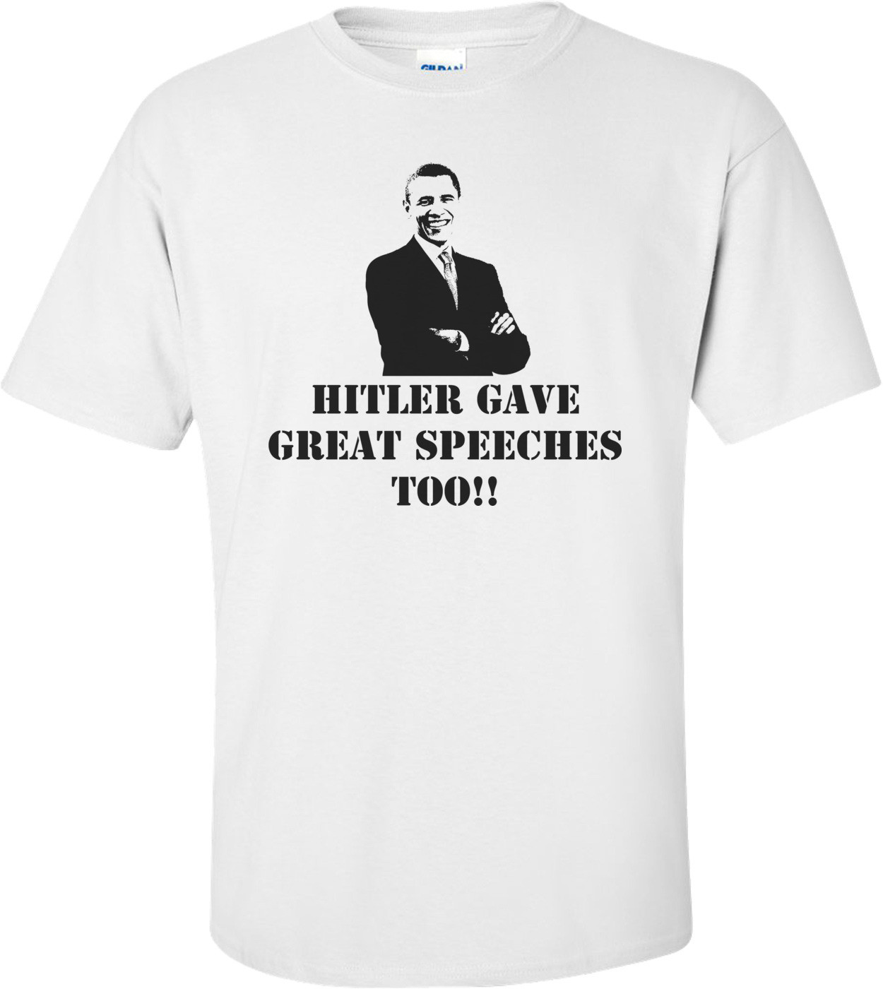 Hitler Gave Great Speeches Too Anti Obama