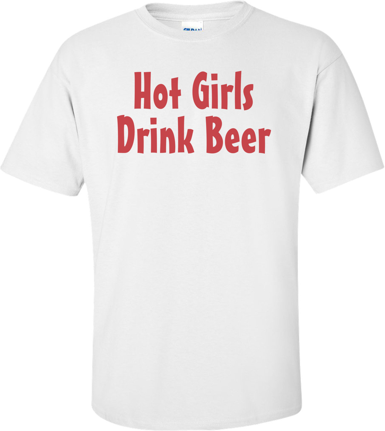 Hot Girls Drink Beer