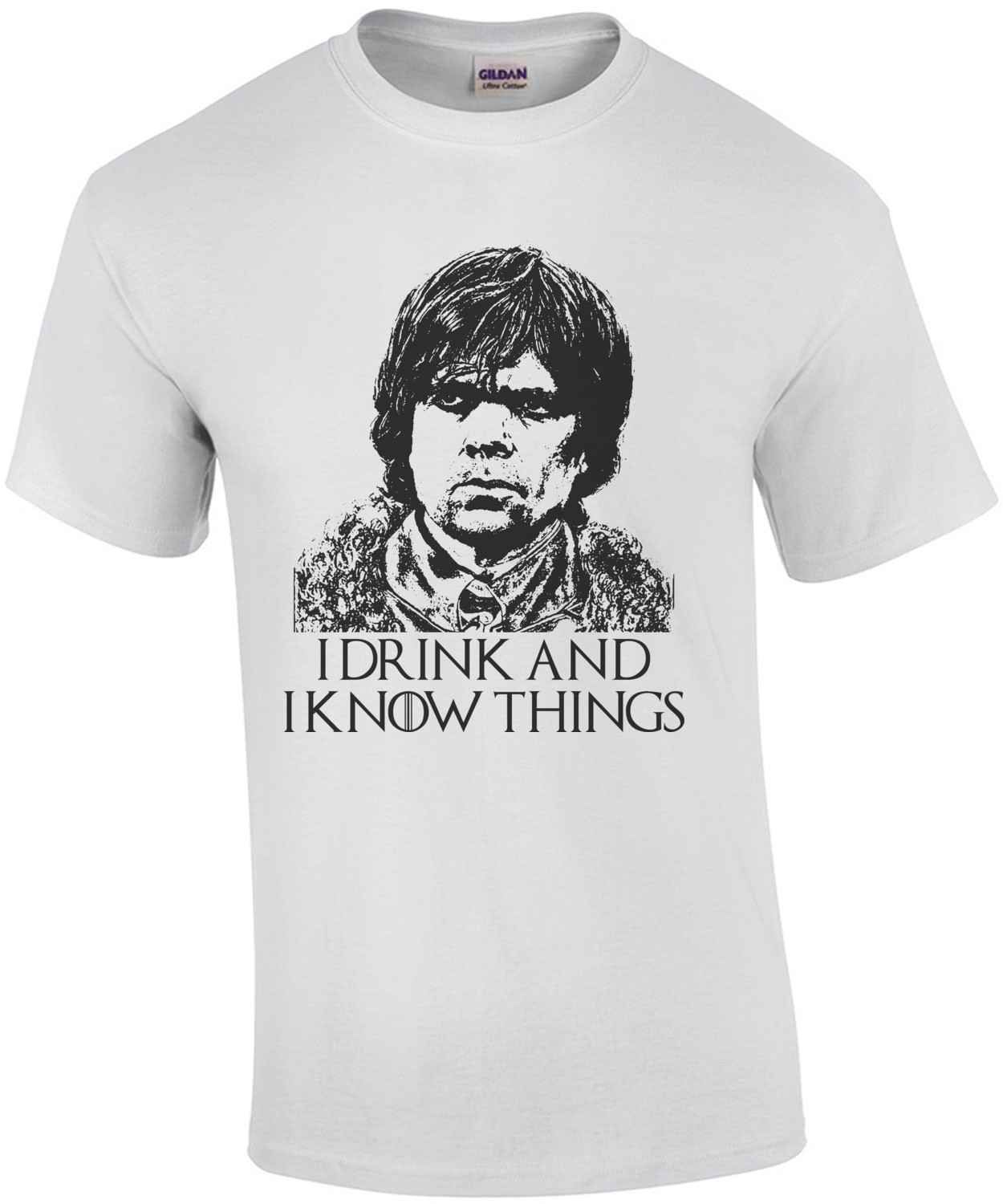 I Drink And I Know Things Tyrion Lannister Game of Thrones