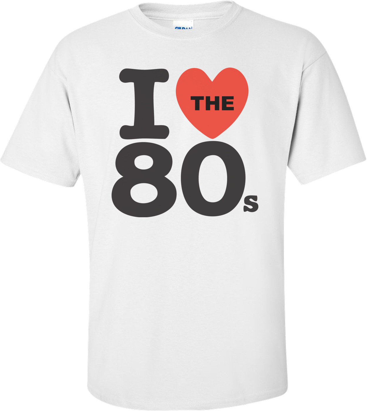 I Love The 80's