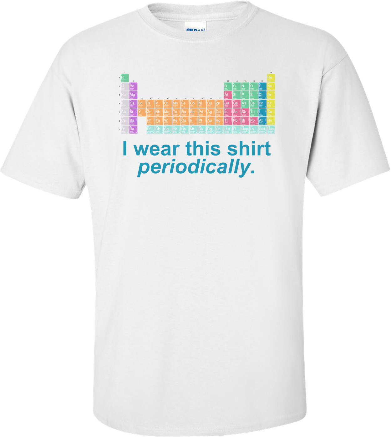 I Wear This Periodically