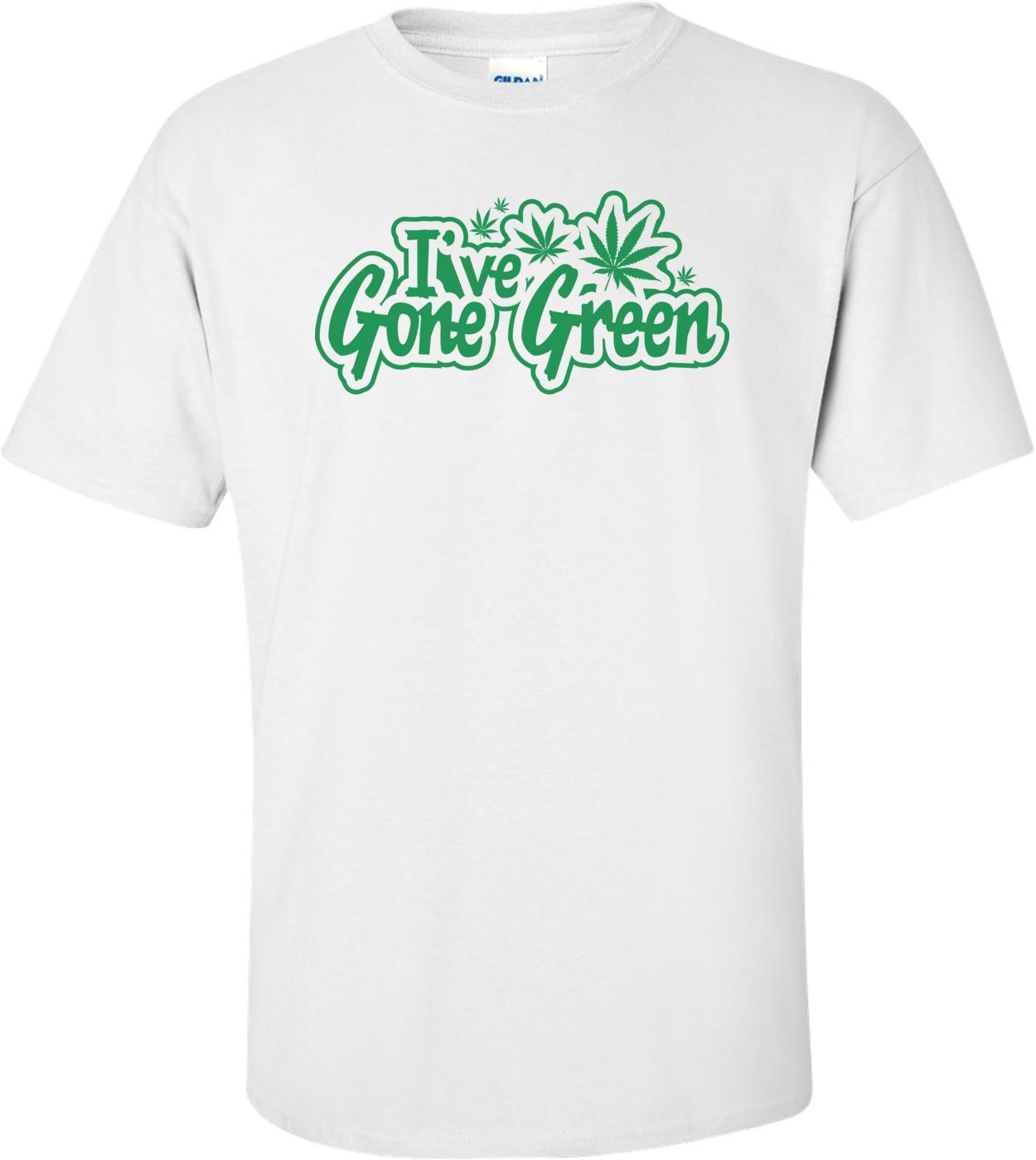 I've Gone Green