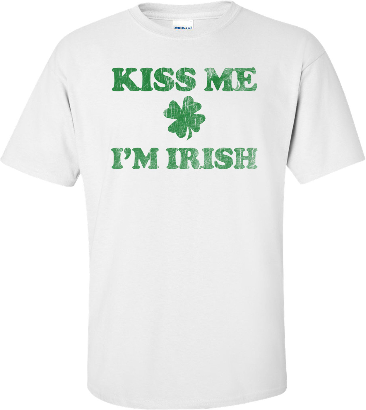 Kiss Me I'm Irish St. Patrick's Day