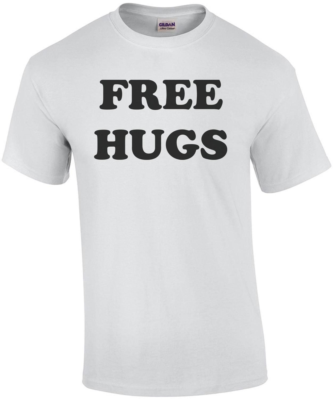 FREE HUGS - Funny