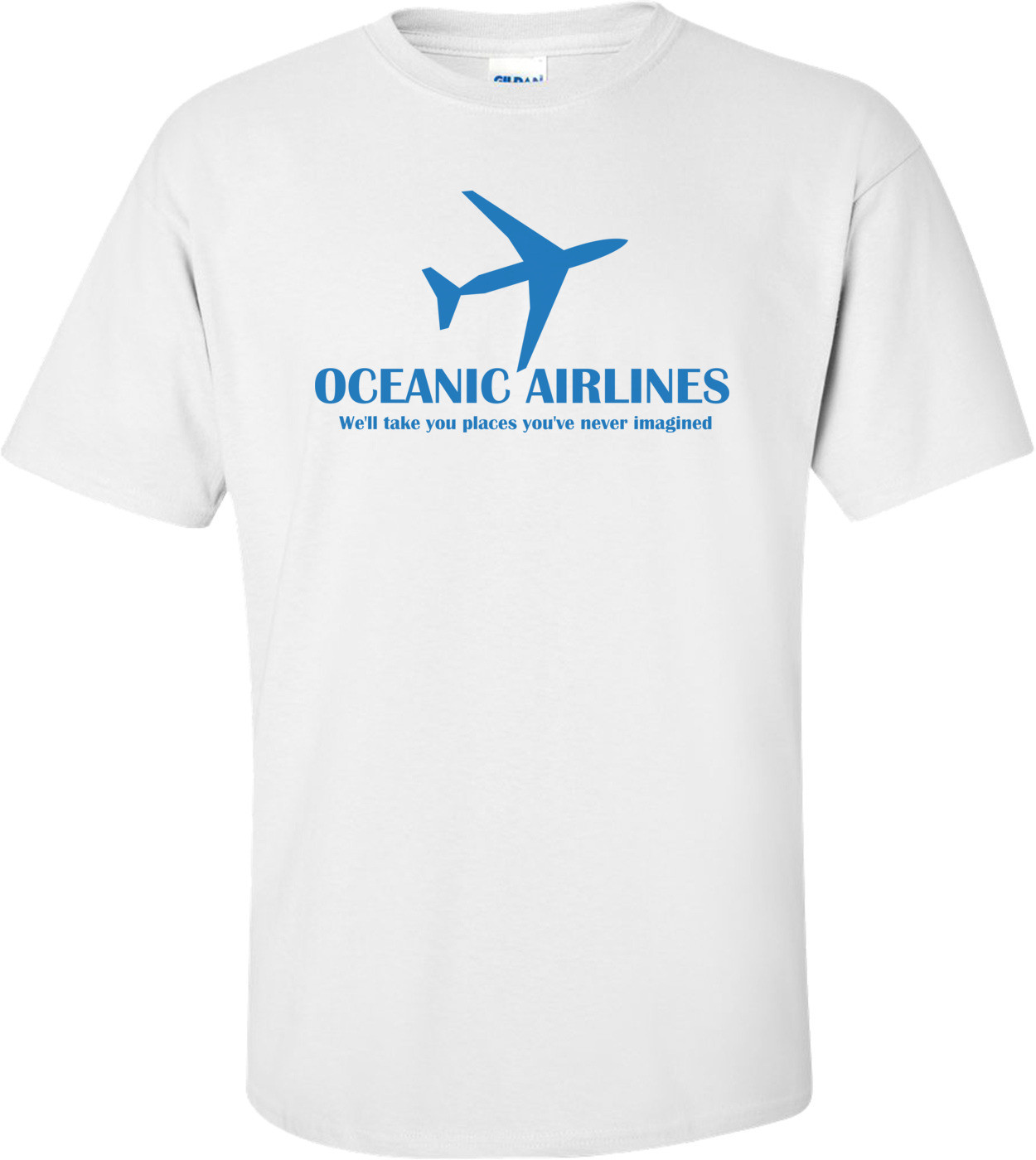 Lost - Oceanic Airlines
