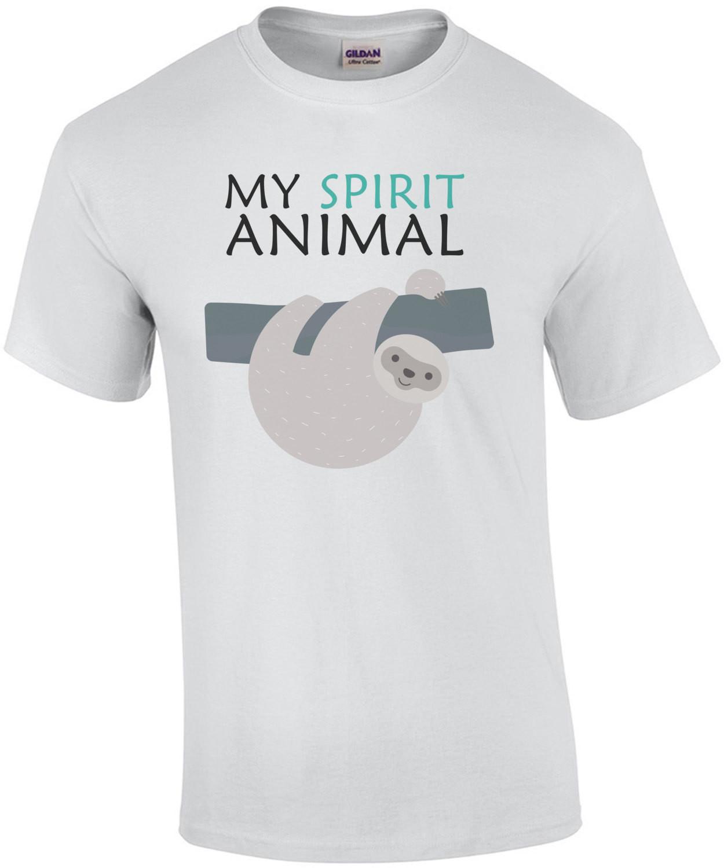 My Spirit Animal - Funny Sloth