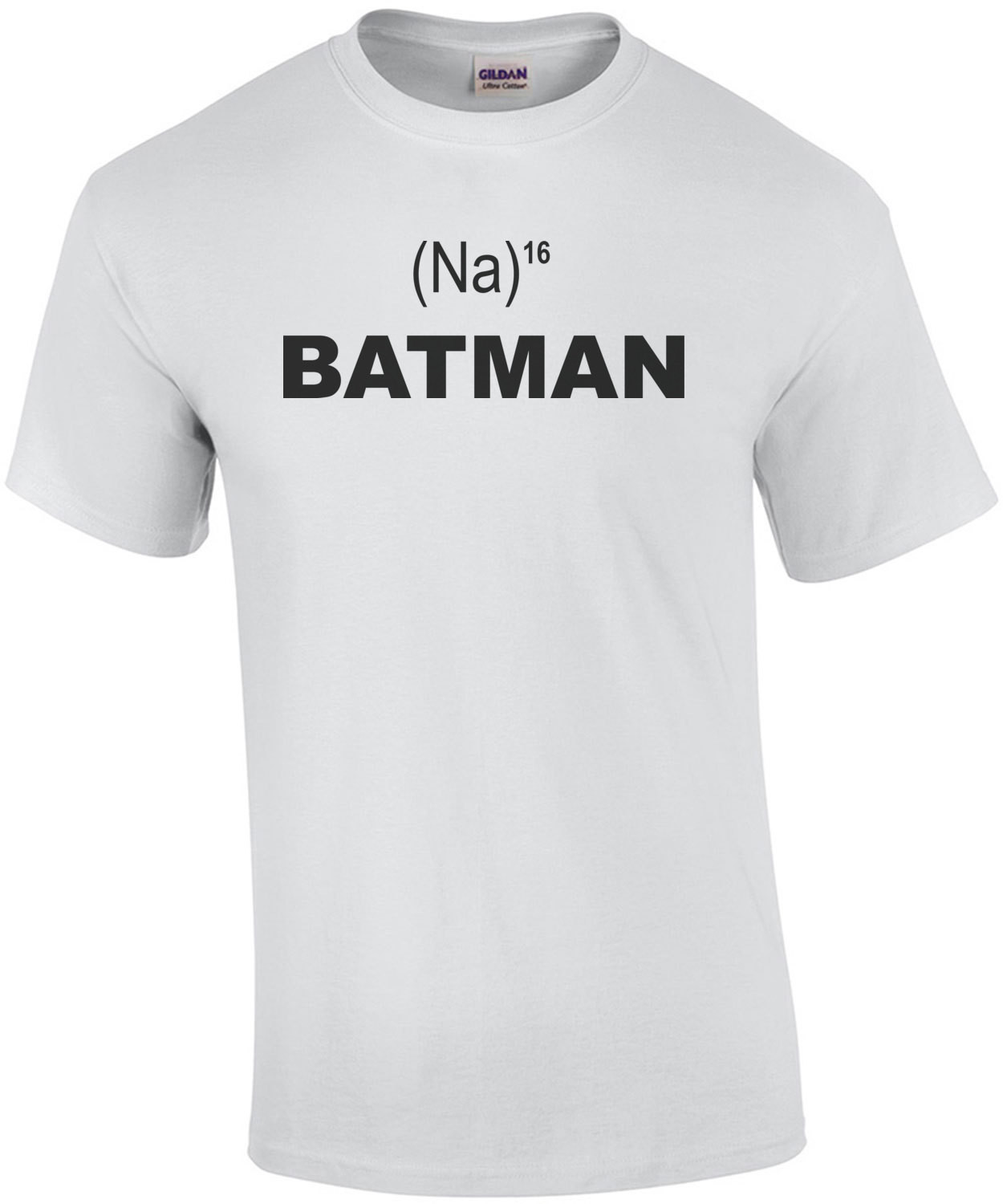 Na To The 16th Power Batman