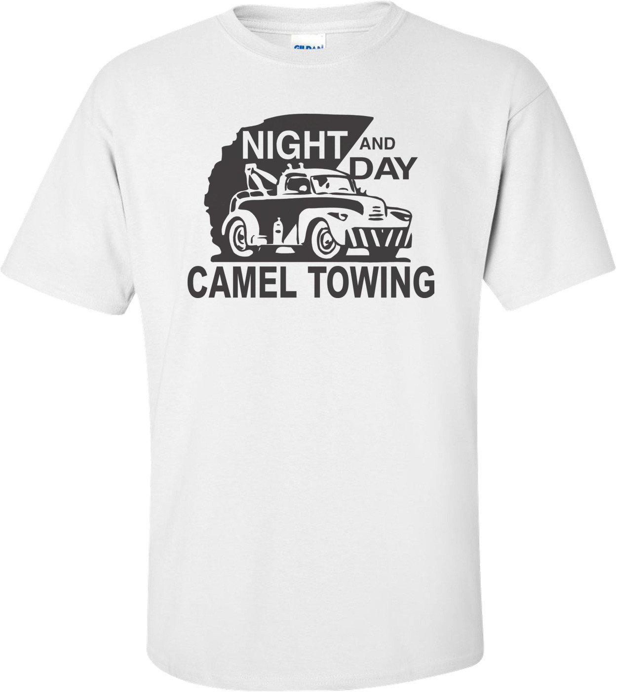Night And Day Camel Towing