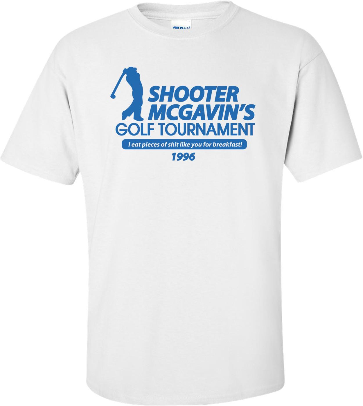 Shooter Mcgavin's Golf Tournament