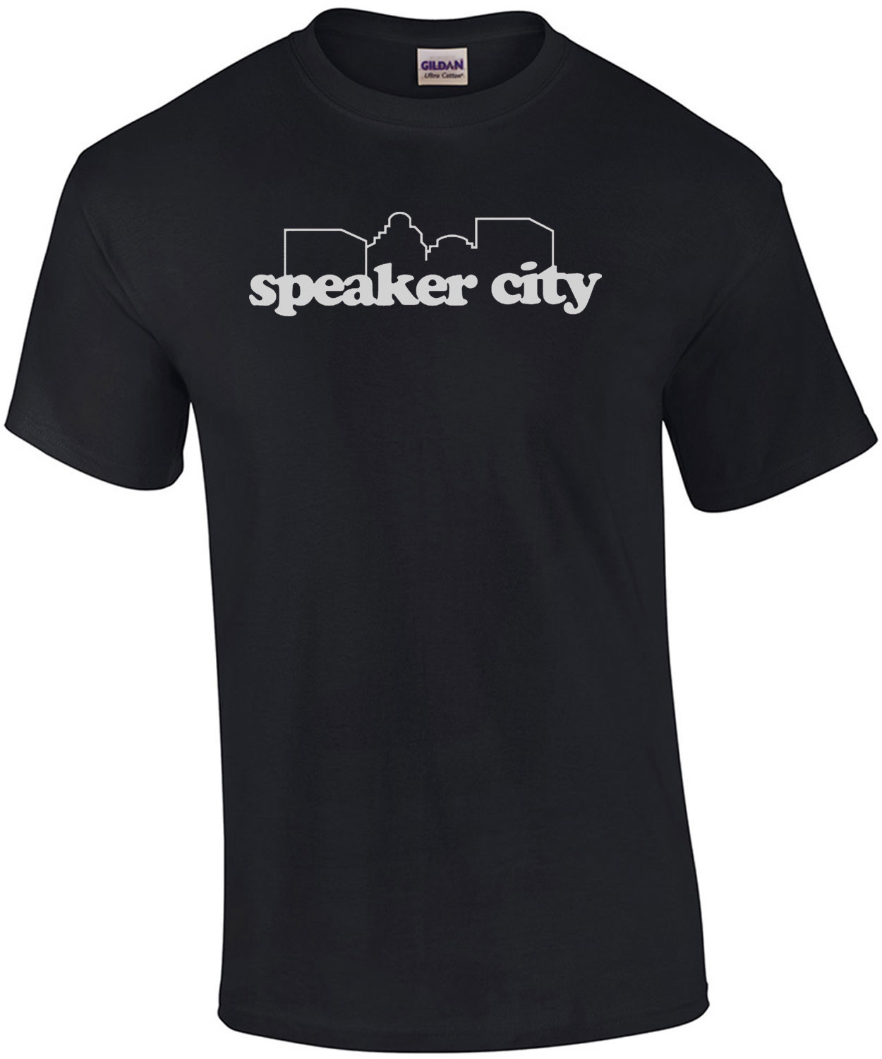 Speaker City - Old School