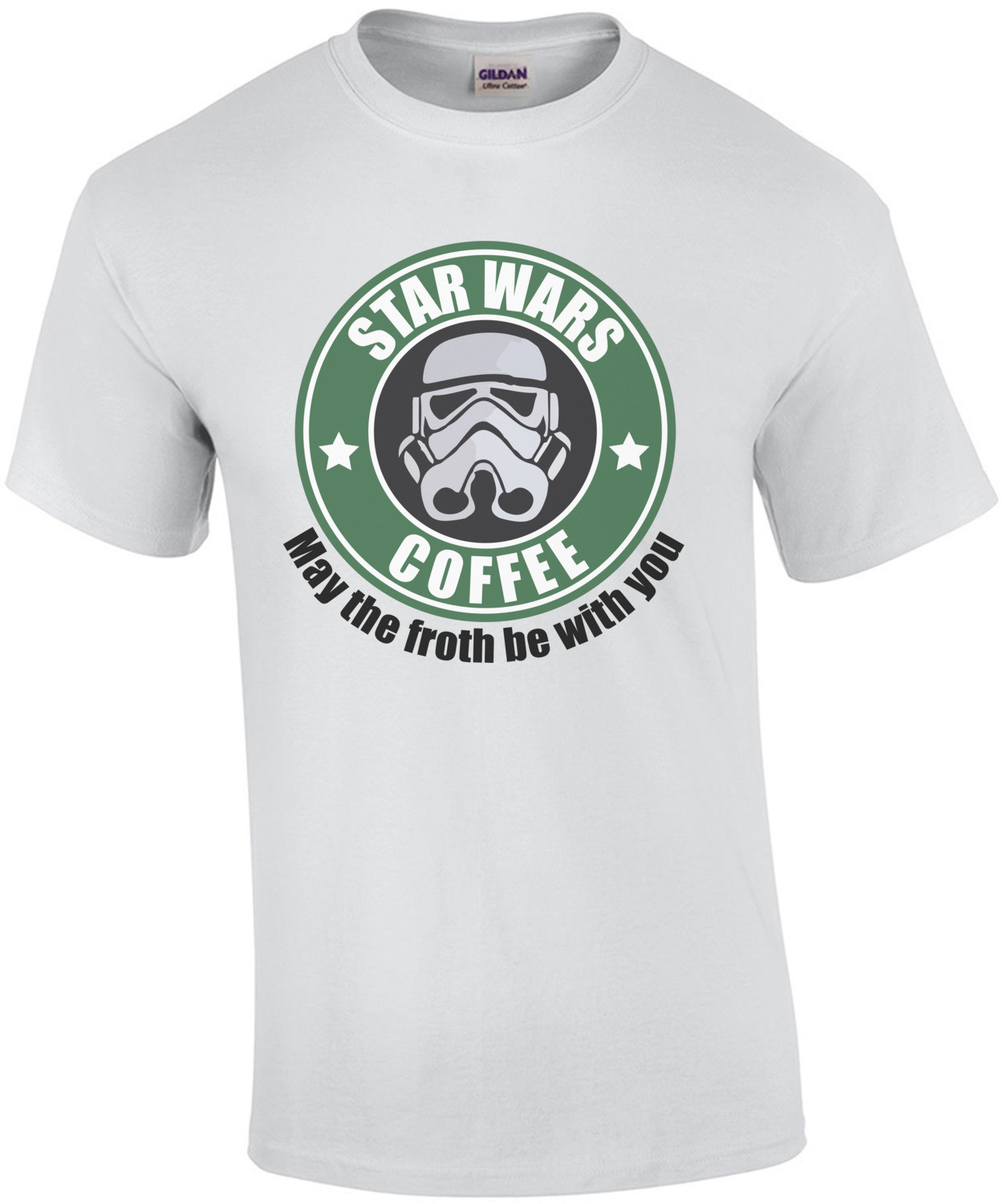 Star Wars Coffee - May the froth be with you Star Wars