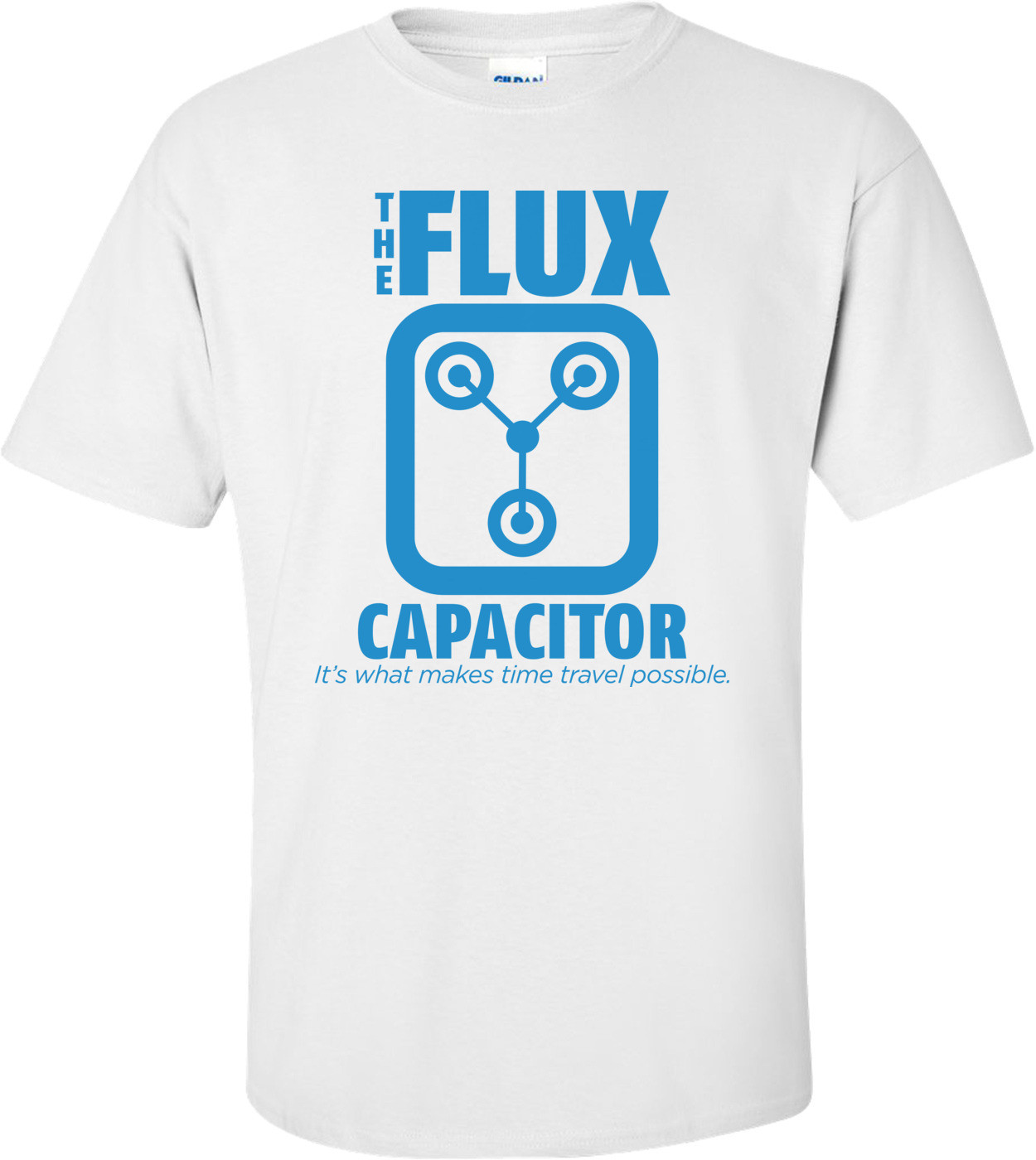 The Flux Capacitor Back To The Future