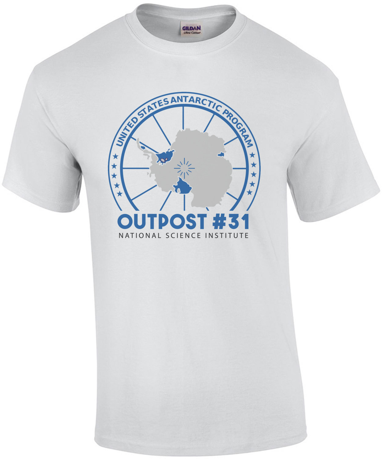 U.S. Antarctica Research Program - Outpost 31 - The Thing