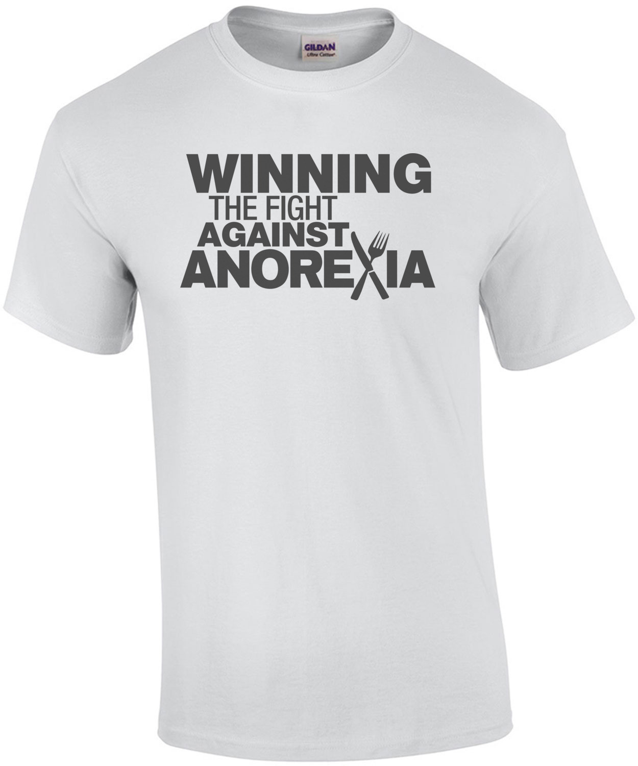 WINNING IN THE FIGHT AGAINST ANOREXIA