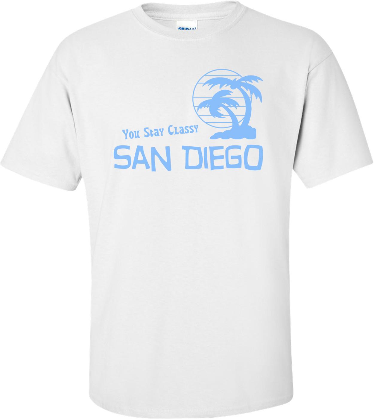 You Stay Classy San Diego - Anchorman