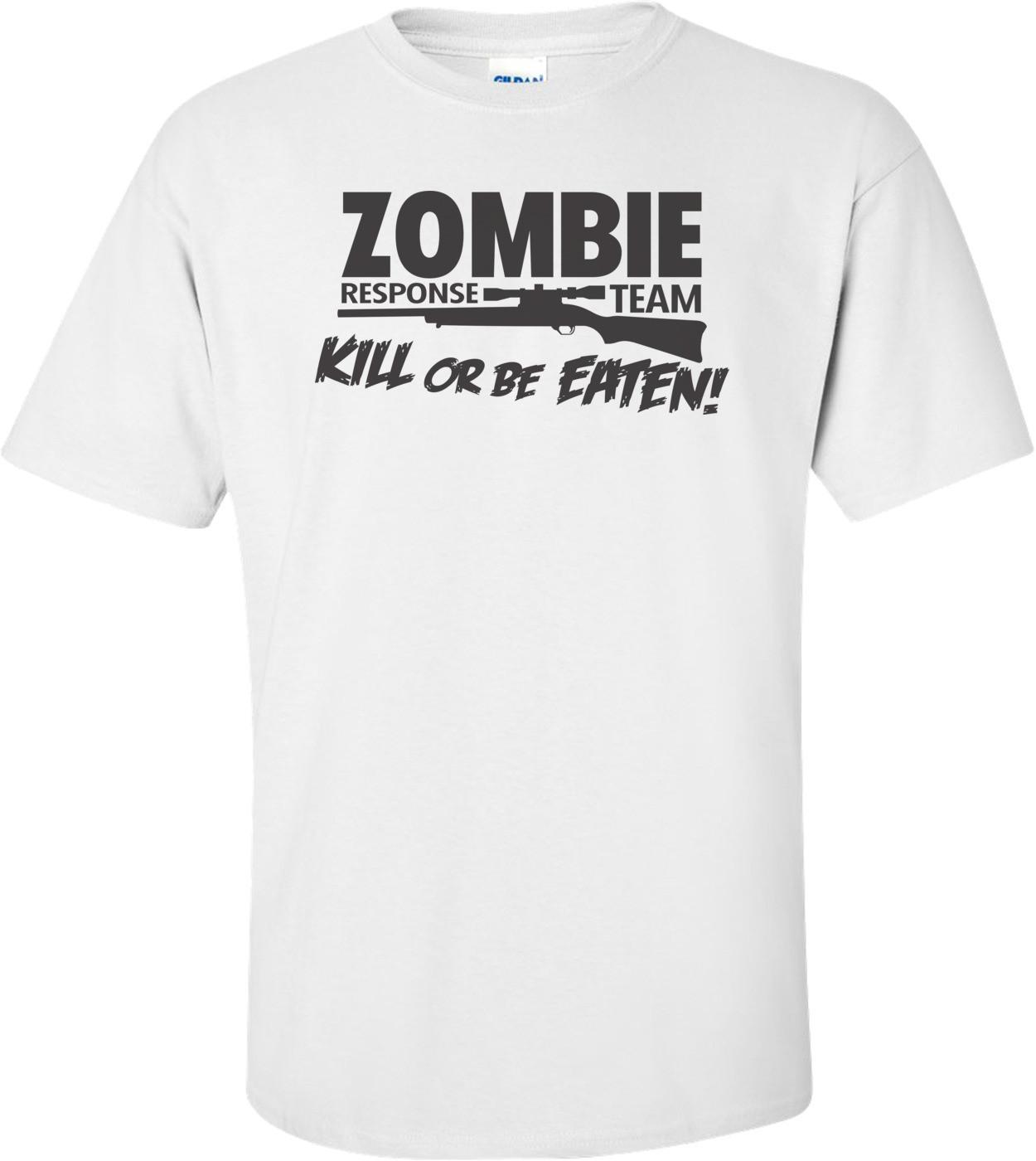 Zombie Response Team Kill Or Be Eaten