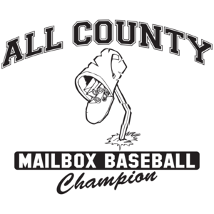 All County Mailbox Baseball Champion