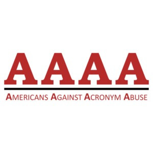American's Against Acronym Abuse