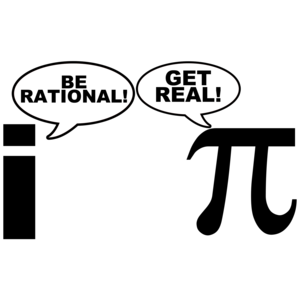 Be Rational, Get Real