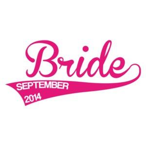 Bride - Custom Choose the Wedding Date
