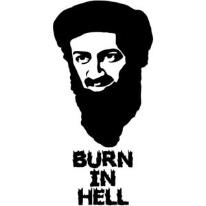 Burn In Hell Osama Bin Laden