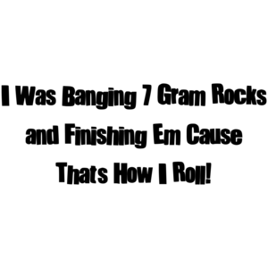 Charlie Sheen - I Was Banging 7 Gram Rocks And Finishing Them Cause That's How I Roll