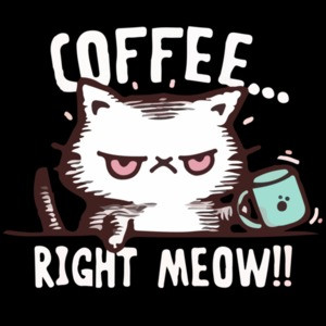 Coffee... Right Meow!! Coffee