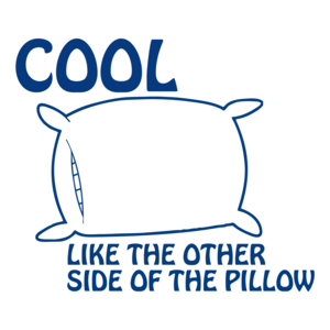 Cool, Like The Other Side Of The Pillow
