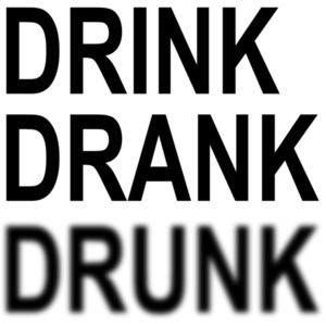 Drink Drank Drunk - Funny Drinking