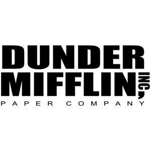Dunder Miflin Paper Company