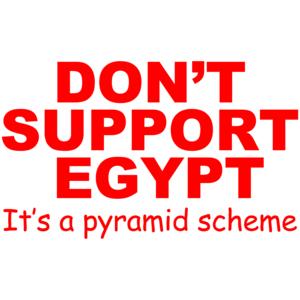 Egypt Pyramid Scheme