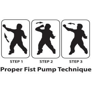 Fist Pumping Technique- Jersey Shore