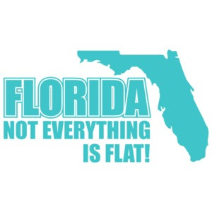 Florida Not Everything Is Flat