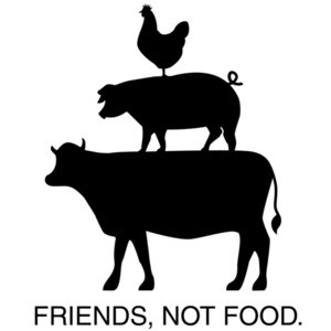 Friends, Not Food - Vegetarian