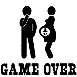 Game Over - Funny Pregnancy