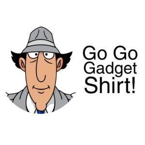 Go Go Gadget! Inspector Gadget