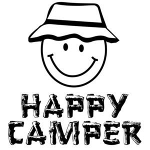 Happy Camper Funny