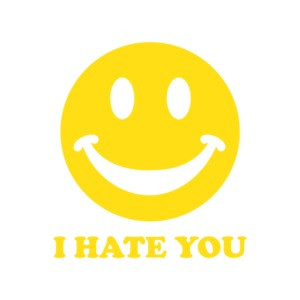 I Hate You Smiley