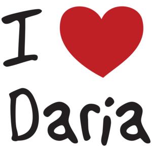 I Love Daria