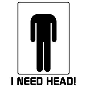 I Need Head Funny