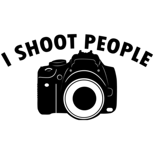 I Shoot People Funny
