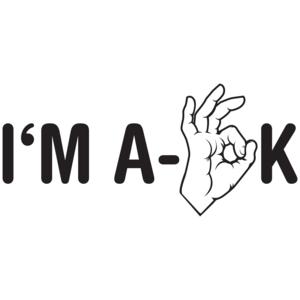 I'm A-ok