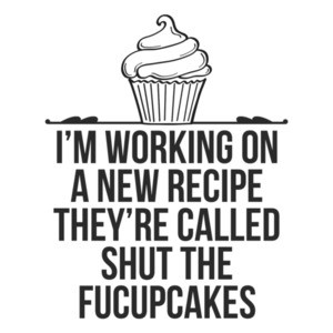 I'm Working On a New Recipe