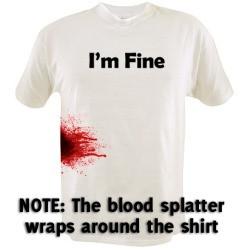 I'm Fine - Zombie